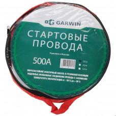 GE-SC500 Стартовые провода 500А 3м в сумке.