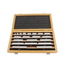 659-73-1 Набор для проверки микрометров, керамика 0-100 мм 20 предметов