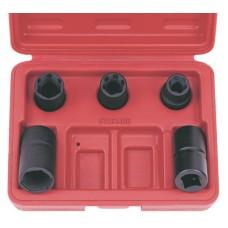 ATF-5070 Набор глубоких спец головок для скругленного крепежа