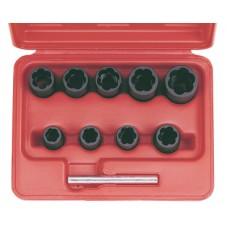 ATF-5071 Набор головок для скругленного крепежа