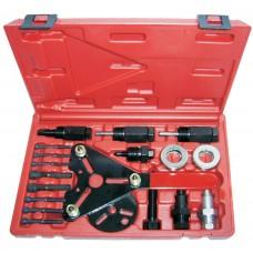 ATL-9098 Набор для ремонта и обслуживания кондиционера, 19 предметов
