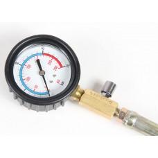 ATP-2073A Компрессометр профессиональный бензиновый, набор со сменными насадками