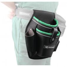 GA-TP03 Сумка для шуруповерта поясная, 2 кармана
