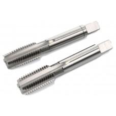 GM-TF10125 Метчики ручные, М10 x 1.25, HSS, DIN2181, комплект из 2 шт