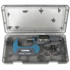 T050012 Микрометр электронный МКЦ-50, 50 мм - 0,001, ГОСТ 6507-90