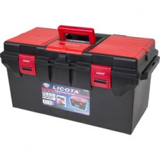 TB-800 Ящик инструментальный пластиковый с органайзером, большой, 556х278х270мм