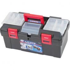 TB-905 Ящик инструментальный пластиковый с органайзером, средний, 445х240х205мм